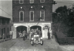 Firehouse c.1930