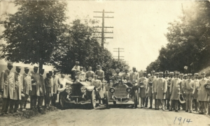 Briarcliff Manor Fire Department (1914)