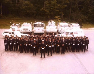 Briarcliff Manor Fire Department (1974)