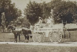 Original Horse-Drawn Steamer (1905)