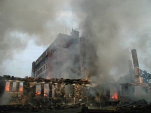 King's College Fire (2003)